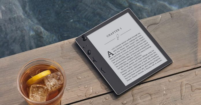 kindle oasis gadgetbyte nepal waterproof
