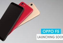 oppo f5 launch date price in nepal