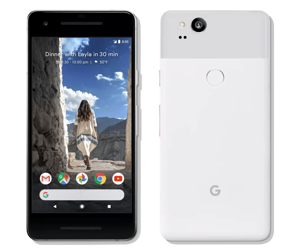Google Pixel 2 & Pixel 2 XL price, specifications, availability
