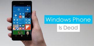 windows phone dead gadgetbyte nepal