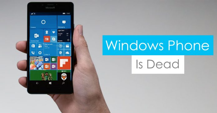 windows phone dead gadgetbyte nepal