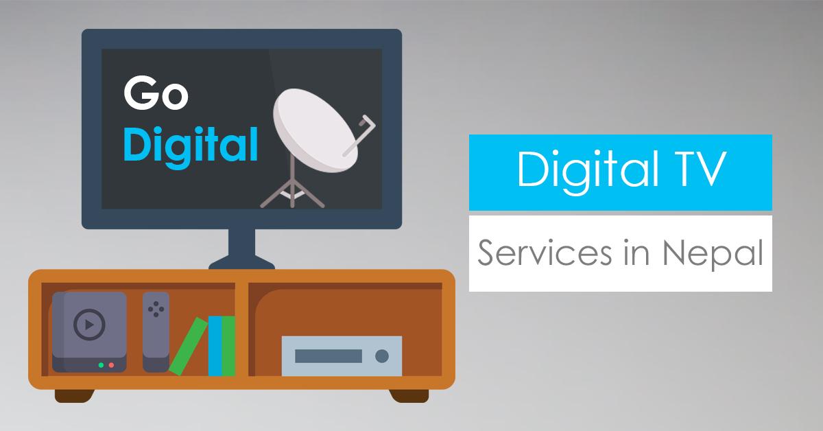 List of Digital TV signals in Nepal | Best Digital TV