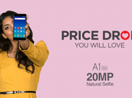 Gionee A1 Lite price drop nepal
