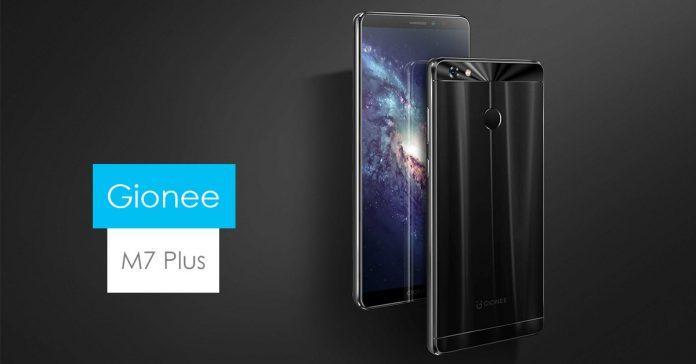 Gionee m7 plus gadgetbyte nepal leaked