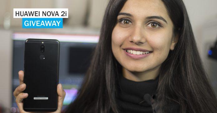 Huawei Nova 2i grand giveaway