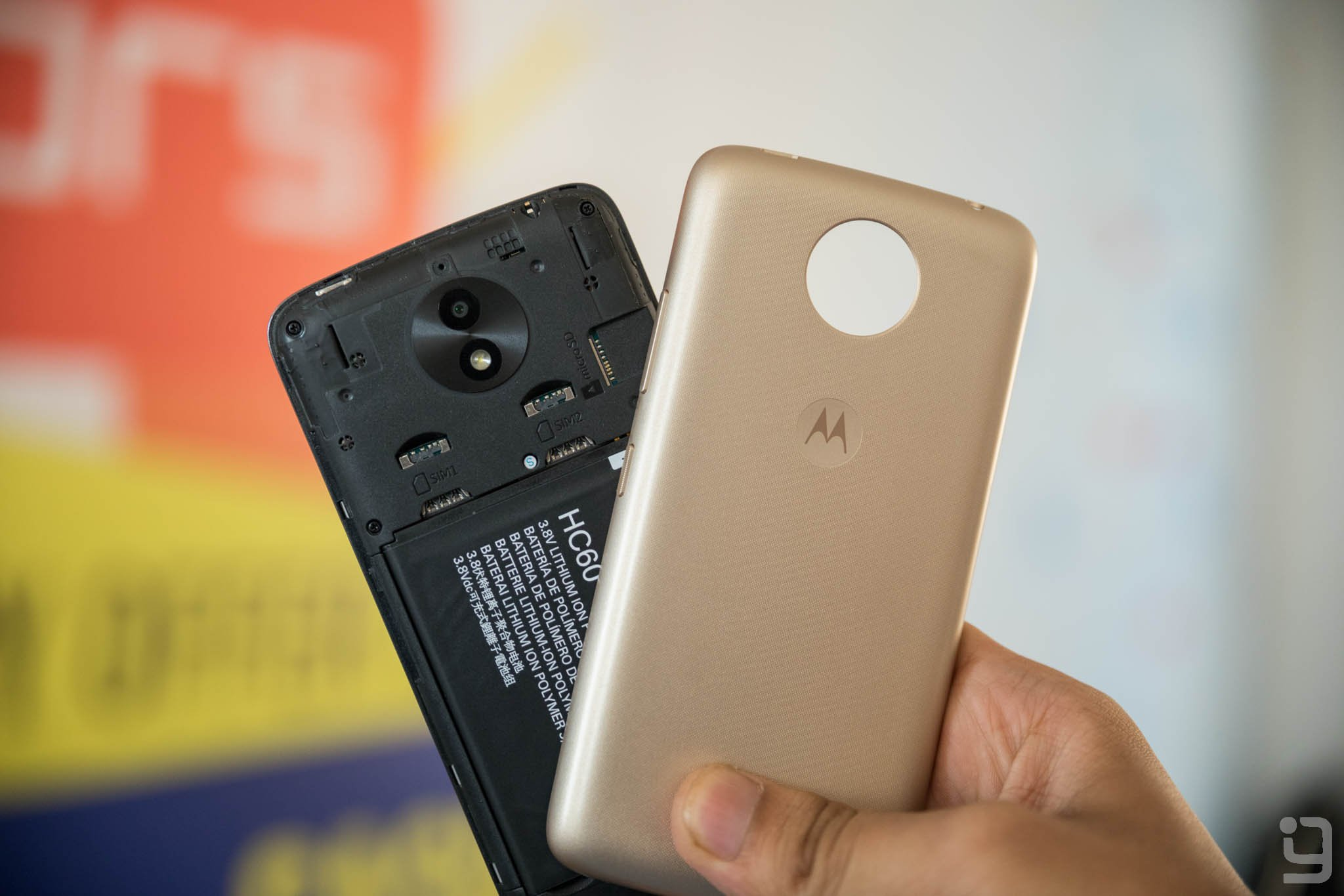 moto c plus battery review