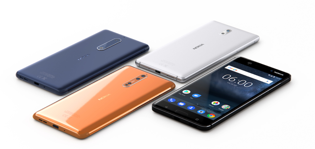 Nokia 8 Phones in Nepal