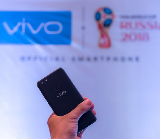 Vivo V7 launched in Nepal