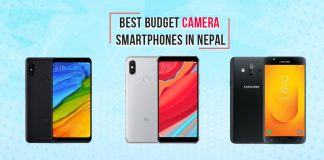 budget camera phones 2019 nepal