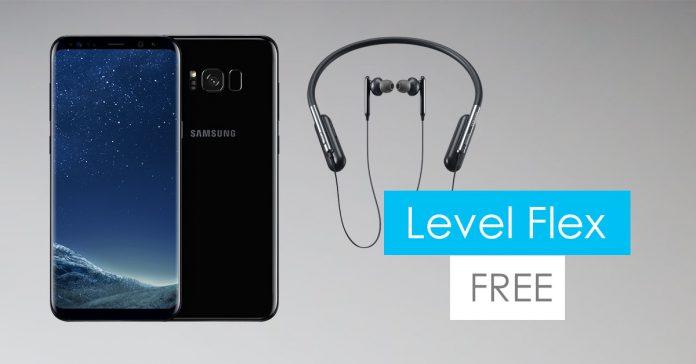 galaxy s8 level flex free gadgetbyte nepal