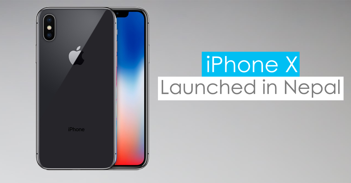Apple Iphone X Iphone 10 Price In Nepal Iphone X Full Specifications