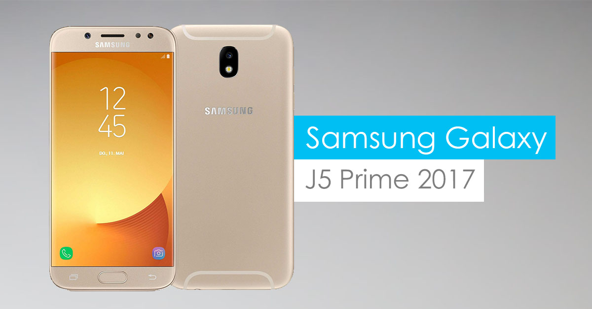 samsung galaxy j5 prime 2017 launching soon gadgetbyte nepal