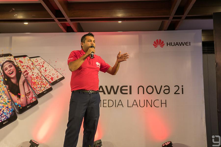 pulkit huawei call mobility nepal nova 2i launch
