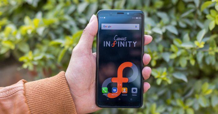 Micromax infinity gadgetbyte nepal
