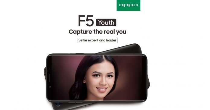 Oppo F5 Youth Nepal price