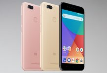 Xiaomi MI A1 price in Nepal 32GB variant