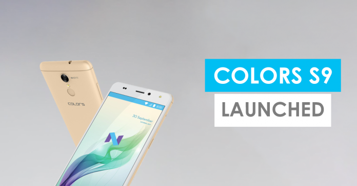 colors s9 price in nepal specifications