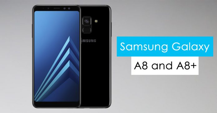 samsung Galaxy A8 and A8+ gadgetbyte nepal