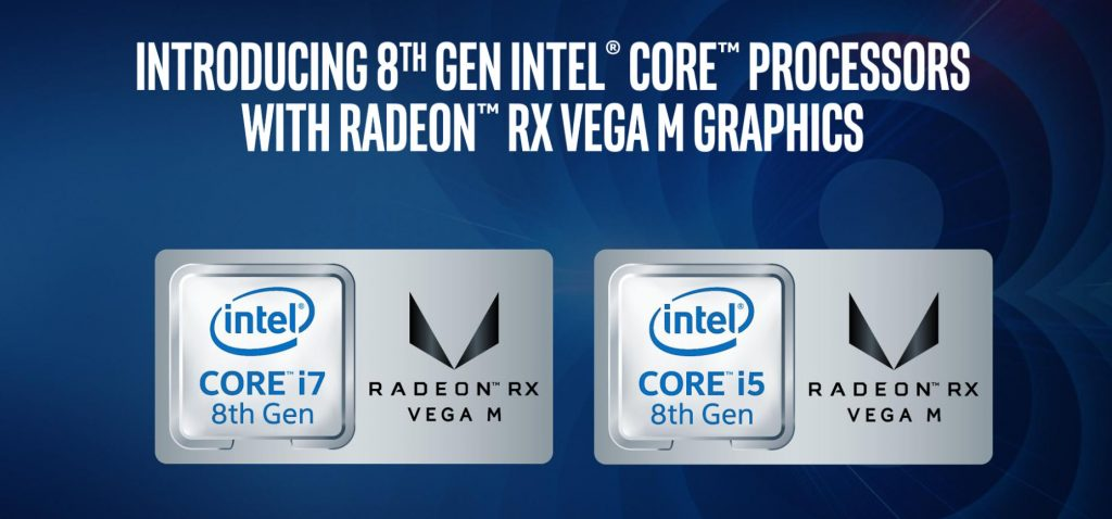 Dell XPS 15 2 in 1 Intel AMD RX Vega M Graphics