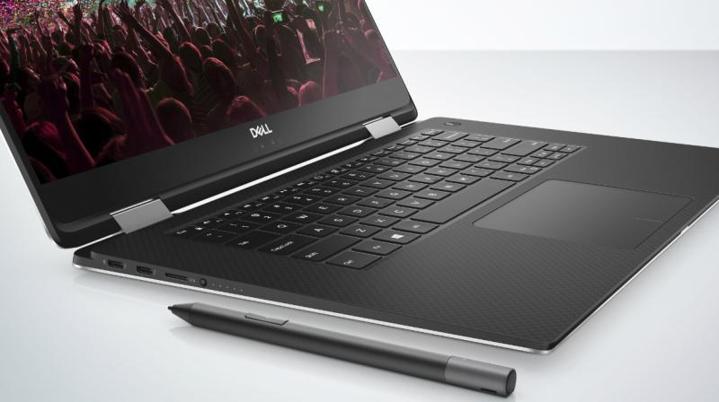 Dell XPS 15 2 in 1 Stylus