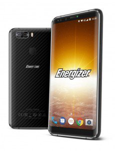 Energizer Power Max P600S Black