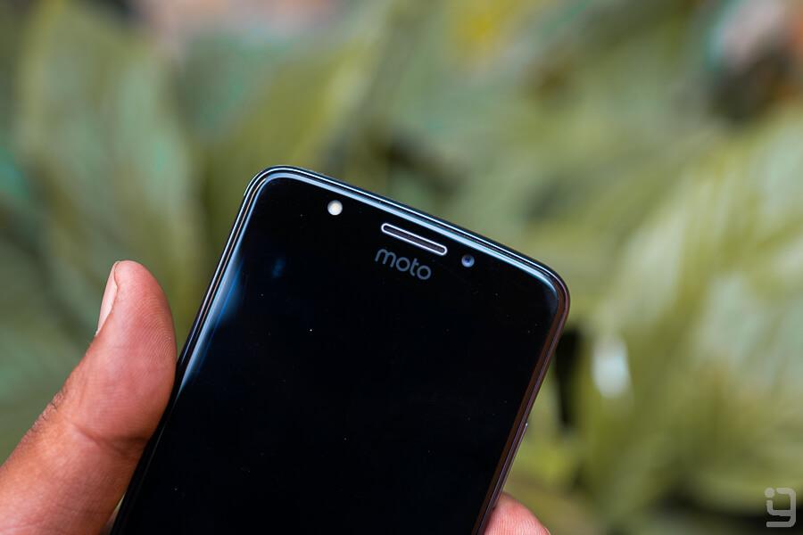 Moto E4 Front camera