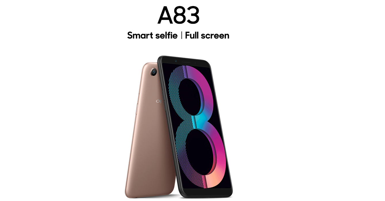 Oppo A83 price nepal specifications