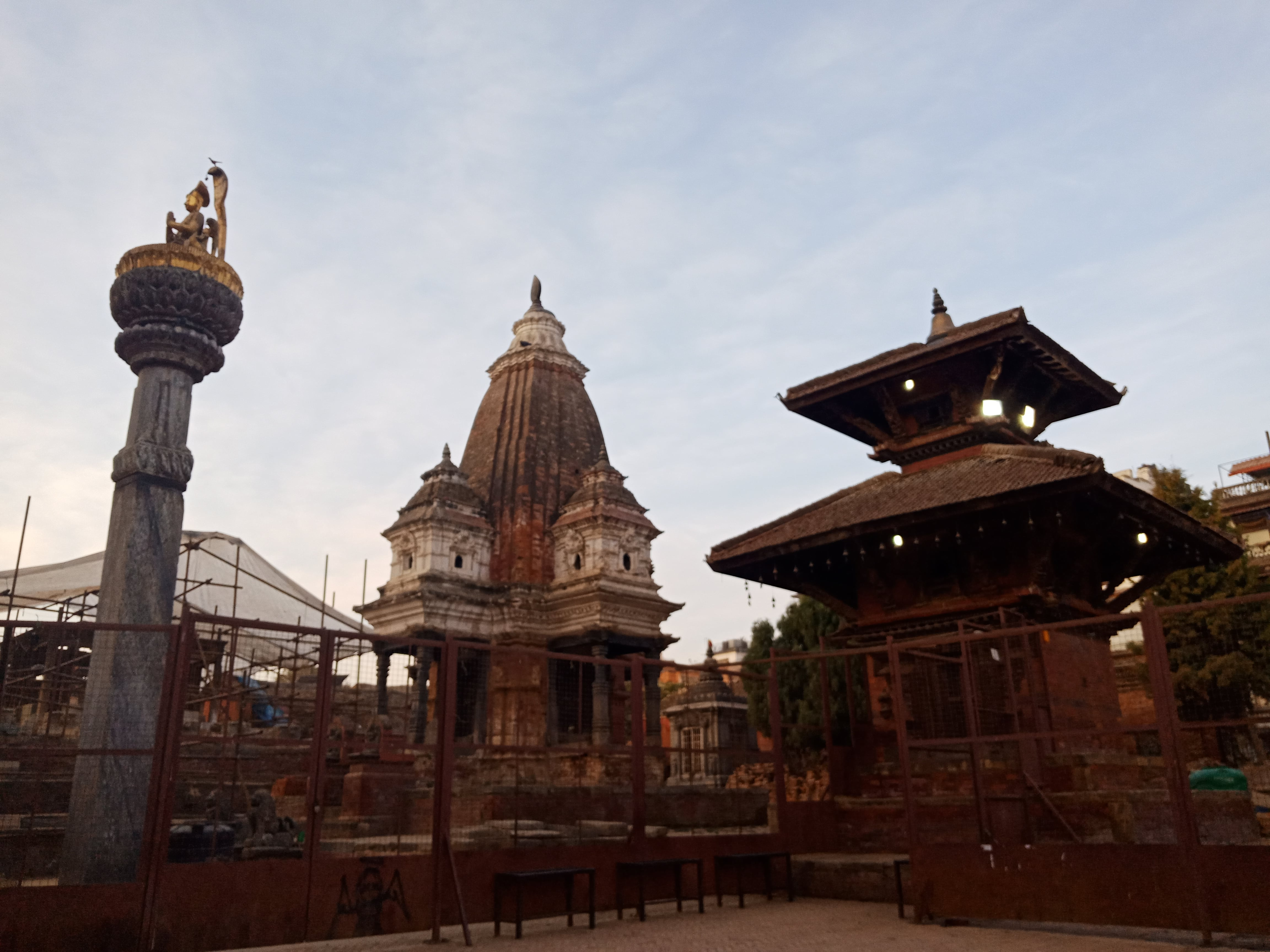 Oppo F5 - Krishna Mandir
