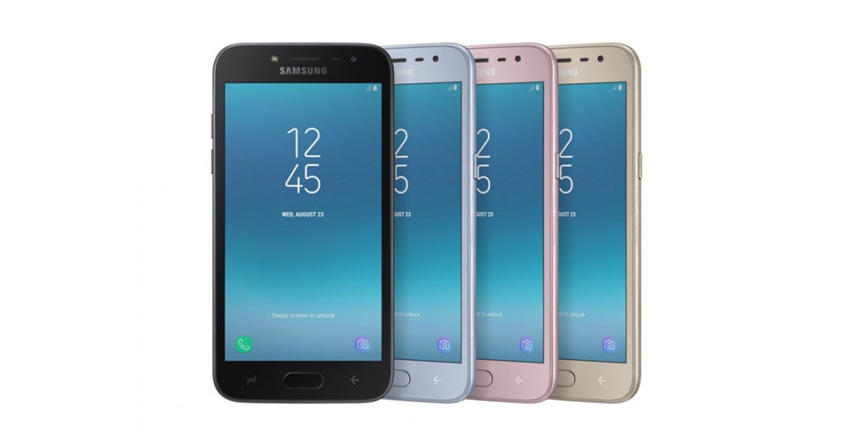 Samsung Galaxy J2 Pro 2018 Price Specifications Review Hands On Price