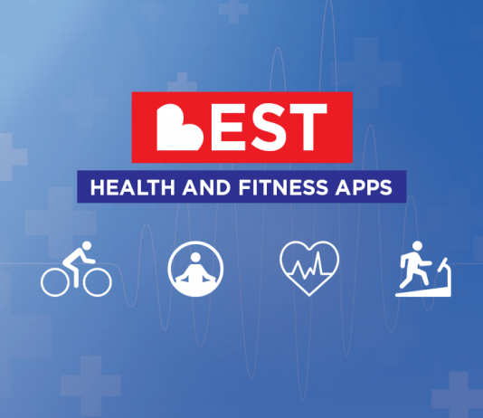 best health and fitness apps for healthier lifestyle