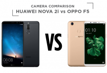 Huawei nova 2i vs oppo f5 camera comparison