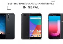 best mid-range camera smartphones in Nepal - J7 Pro vs Nova 2i vs MI A1 vs Oppo F5