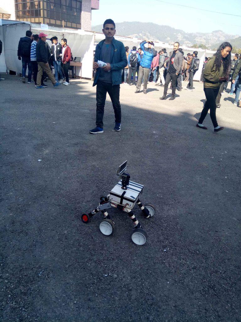 hardware demonstration it meet 2018
