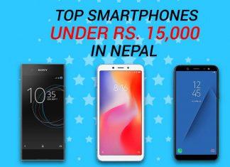 top phones under 15000 nepal 2019
