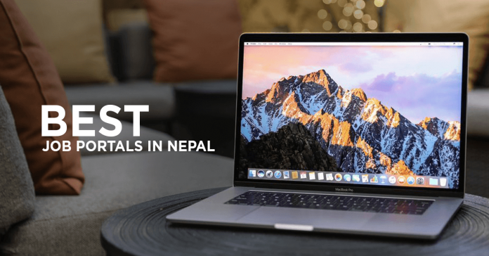 Best Job portals in Nepal
