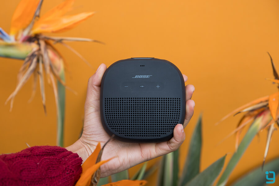 Bose Soundlink Micro - water resistant speaker