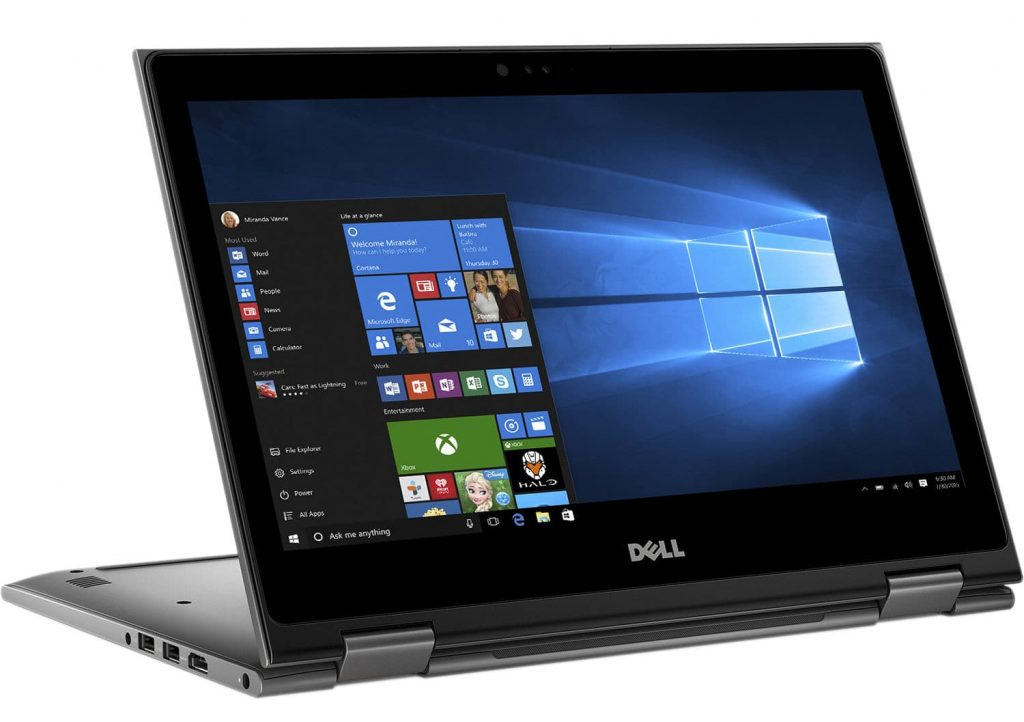 Dell 5000 series unauthorized