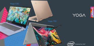 Lenovo Yoga 730 and 530 flex 14