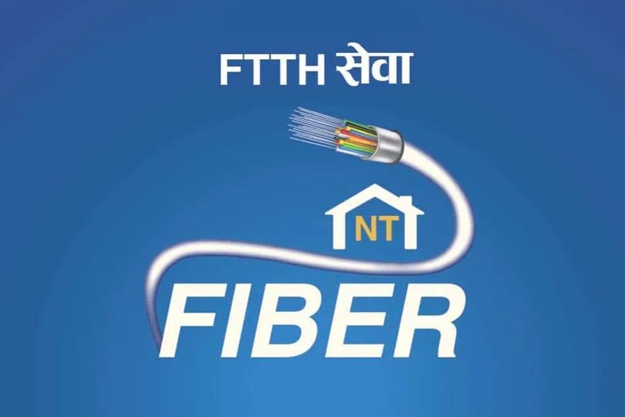 Nepal Telecom (NT) FTTH Internet