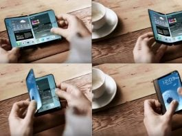 Samsung smartcomes with Foldable OLED displays 2018 coming soon - Samsung Galaxy X