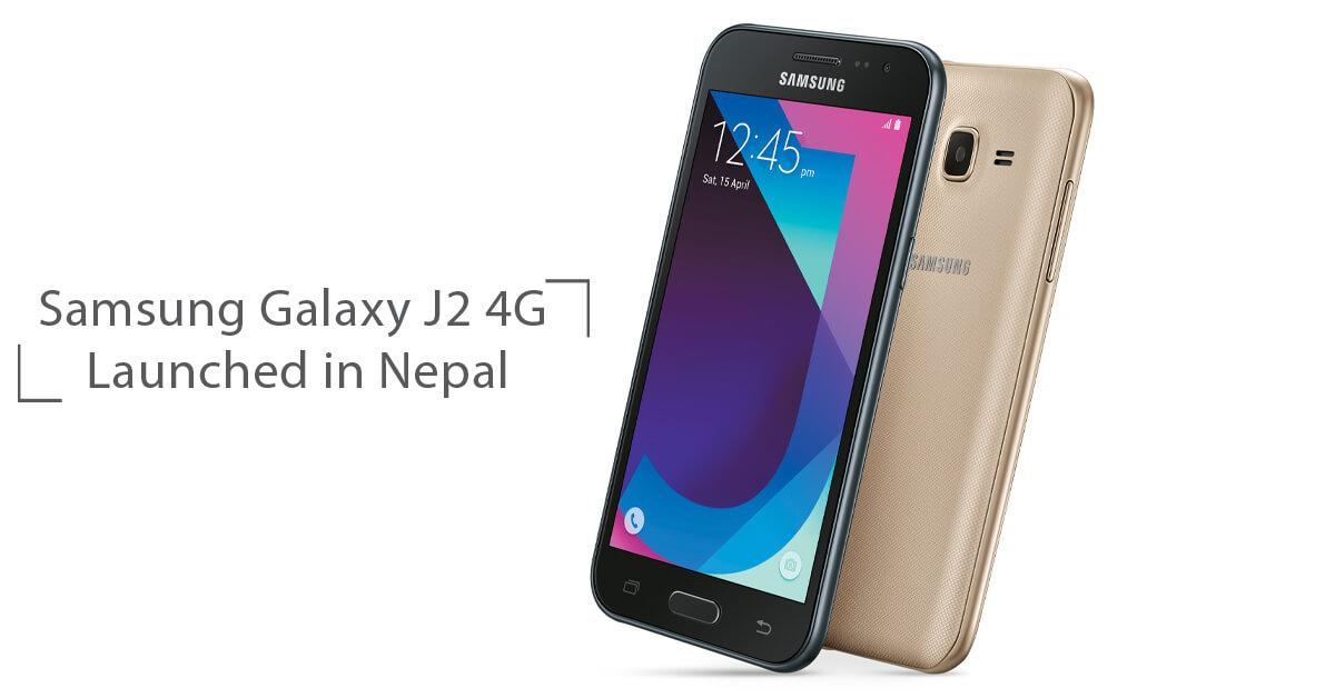 Samsung Galaxy J2 4g Price In Nepal Samsung Galaxy J2 2017 Specs