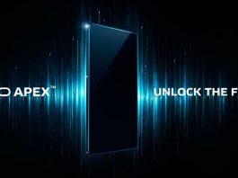 Vivo APEX MWC 2018 On Screen Fingerprint sensor highest screen to body ratio elevating camera