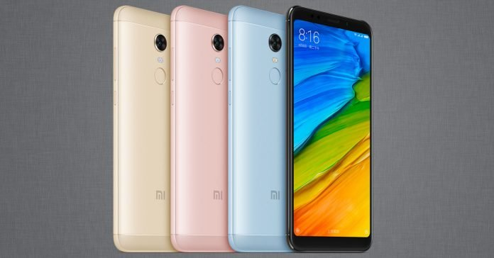 Xiaomi Redmi 5 Plus Sasto Deal Offer