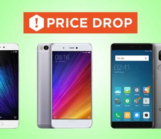 xiaomi price drop