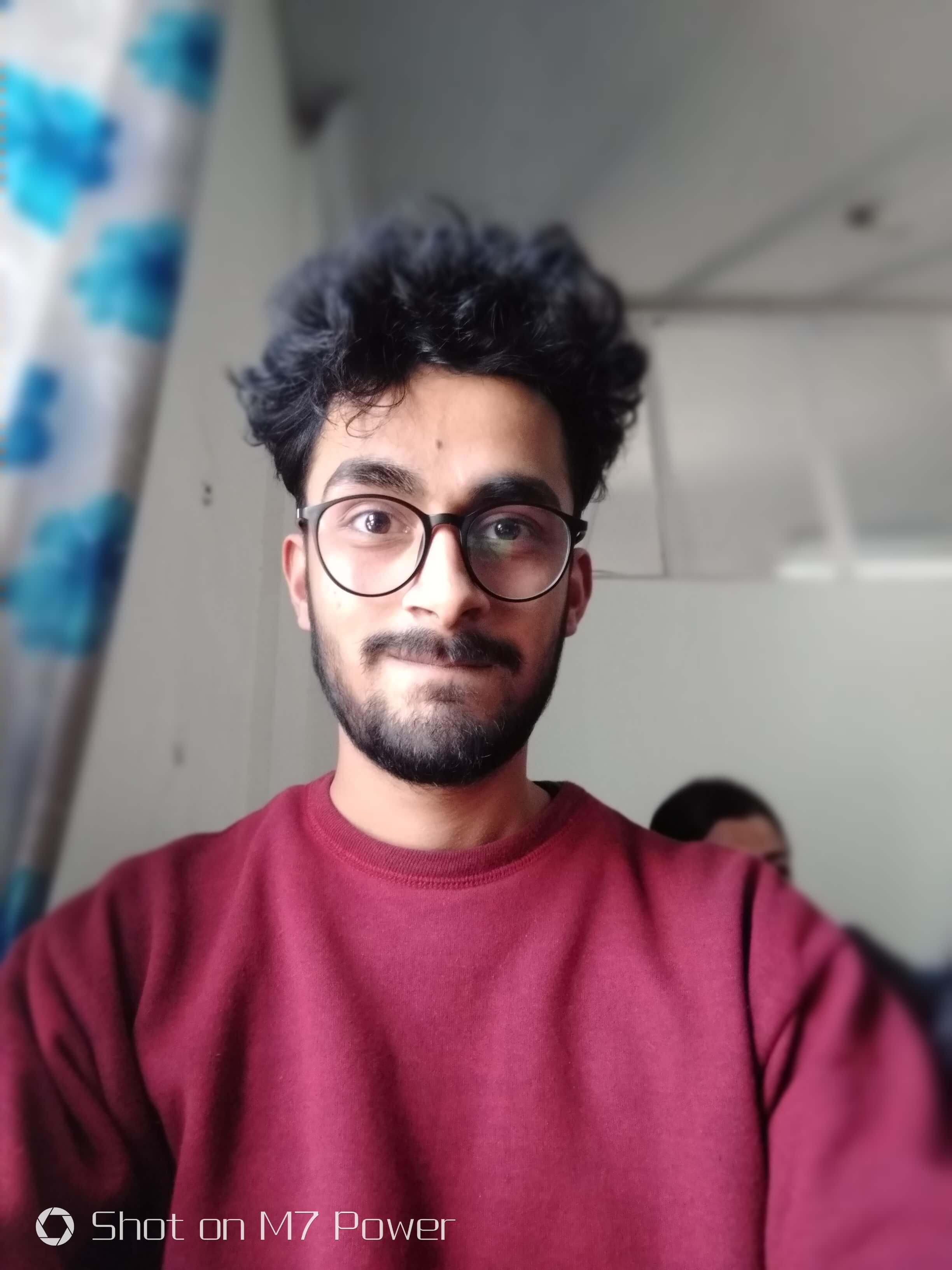 gionee m7 power review portrait selfie sample