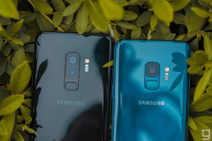 samsung galaxy s9 cameras