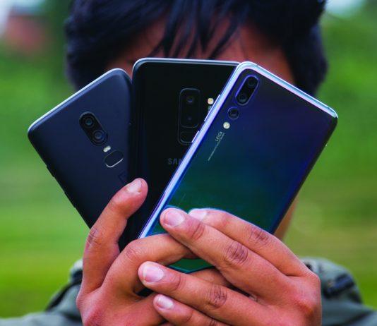 best camera smartphones in nepal