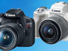 Canon EOS 2000D EOS M50
