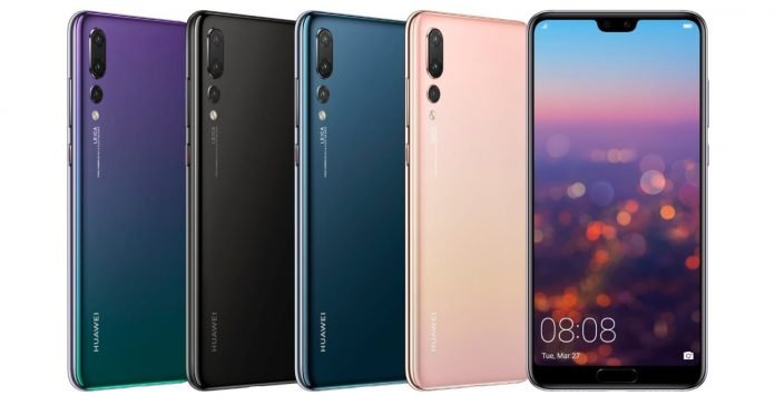 Huawei P20 Pro launched price specs