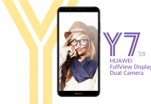 Huawei Y7 Prime 2018 launched